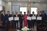 Korea Importers' Association and Sri Lanka Embassy launch KOIMA Trade Promotion Partners Committee of Sri Lanka in Seoul