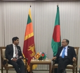 Bangladesh and Sri Lanka to intensify Bilateral and Regional Cooperation