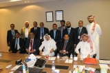 A Sri Lankan trade delegation visits Riyadh