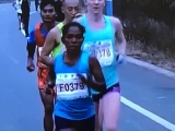 Sri Lankan girl wins fourth place in the Kunming International Marathon
