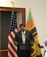 Finance Minister highlights potential for increased  Sri Lanka - U.S. bilateral trade