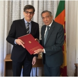Appointment of Honorary Consul in Sicily