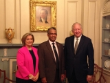 Farewell for Ambassador Prasad Kariyawasam in Washington D.C.