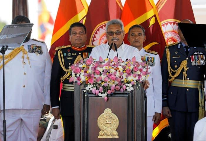 President of Sri Lanka