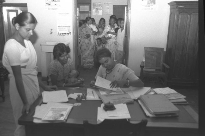 Free Health Policy in Sri Lanka