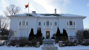 Opening of the High Commission of Sri Lanka in Ottawa, Canada.