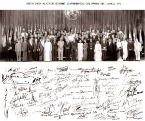 NAM Summit held