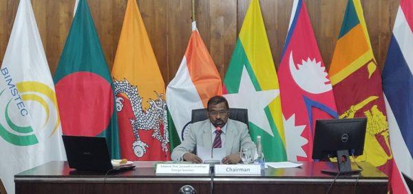 "Sri Lanka urges BIMSTEC Member States to embrace the ""new normal"" for regional prosperity"