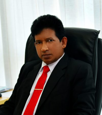Image - Secretary, Mr. A. Senanayake(SMRC)